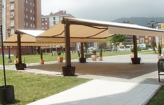 Toldoastur toldos de fachada y terraza asturias terrazas - Toldos para aticos ...